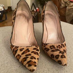 Kate Spade Leopard Pumps - Size 10